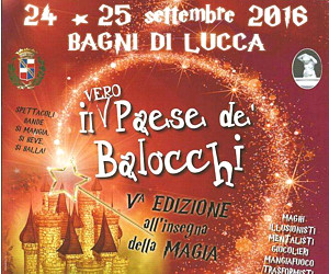 Il VERO Paese dei Balocchi - Bagni di Lucca
