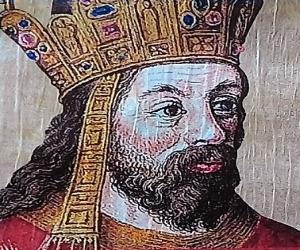 Corona in mostra a Montecarlo per  i 700 anni dell'imperatore