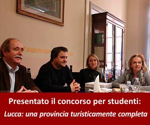 A Lucca un concorso scolastico per progetti turistici