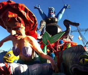 Tornano le sfilate dei carri del CarnevalMarlia