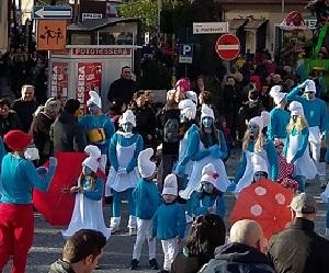 Nuovo round del Carnevale Pietrasantino