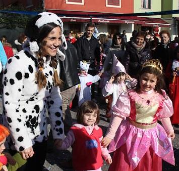 Carnevale: Baccanale di Barga 2017
