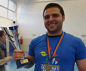 Lucca terza nei campionati nazionali di dodgeball