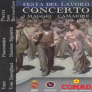 Musica per il primo maggio a Camaiore: via a