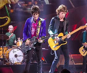 Concerto dei Rolling Stones a Lucca il 23 settembre
