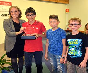 Premiati i vincitori del Concorso Scolastico<br>