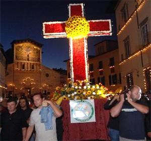 Le celebrazioni religiose per la S. Croce a Lucca