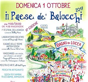A Bagni di Lucca la Sesta Edizione del