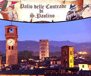 Contrade San Paolino: si tiene il 1 Ottobre il Palio annullato in settembre
