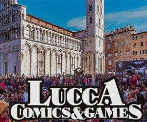 Lucca Comics & Games 2017 dedicata agli HEROES