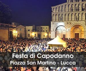 Festa di Capodanno in Piazza San Martino