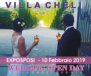 EXPOSPOSI - VILLA CHELI WEDDING OPEN DAY
