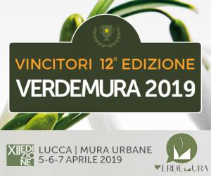VERDEMURA 2019 - i vincitori della 12a edizione