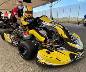 Un lucchese campione di Kart si aggiudica la Rok Cup Italia