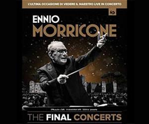 Ennio Morricone: a Lucca, nell'ultimo concerto, gli tributarono omaggio 20mila persone in piedi