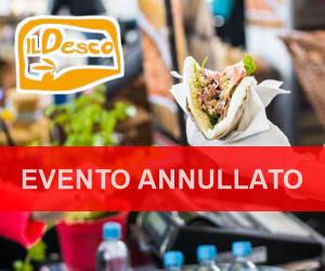 """Lucca: annullato per Covid il """"Desco 2020"""""""