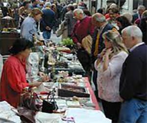 Torna sabato 15 e domenica 16 maggio<br>il Mercato Antiquario Lucchese