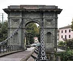 """Fornoli: presto i lavori di restauro<br> all'antico  """"Ponte delle Catene"""""""