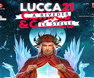 Sarà ammesso il pubblico nell'Edizione 2021<br> di Lucca Comics & Games: ecco il Programma